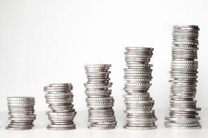 argent pieces monnaie euro banque liquidite