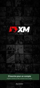 Application Bitcoin XM