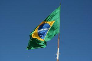 lyxor etf brazil flag
