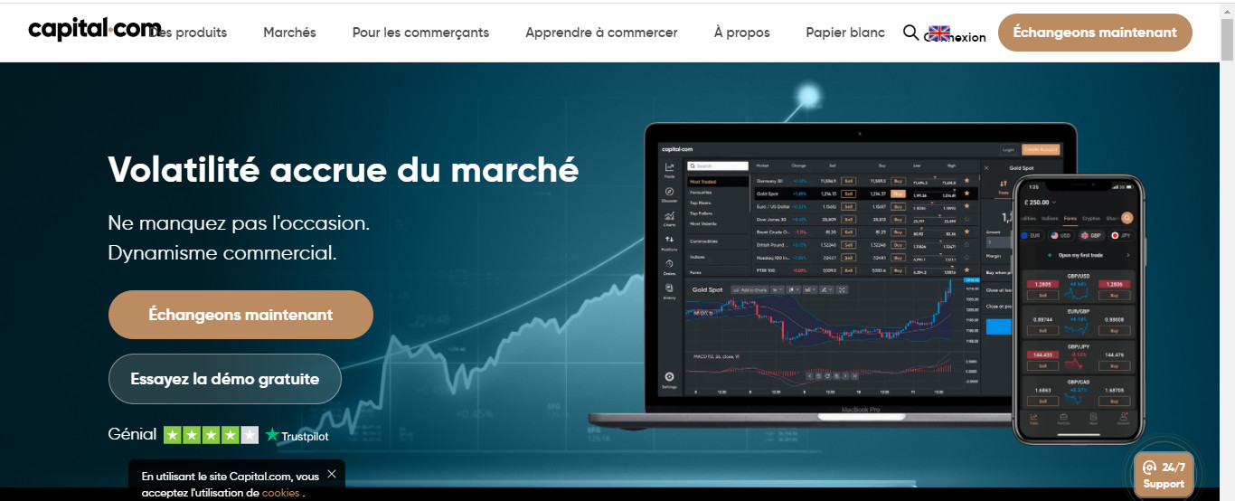 accueil capital.com