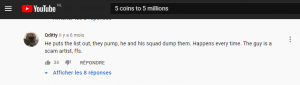 5 coins to 5 millions scam
