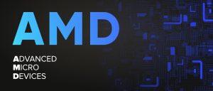 AMD logo bourse