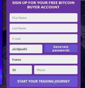 1. Ouvrir un Compte Bitcoin Buyer