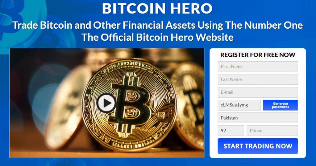1. Ouverture d'un Compte Bitcoin Hero