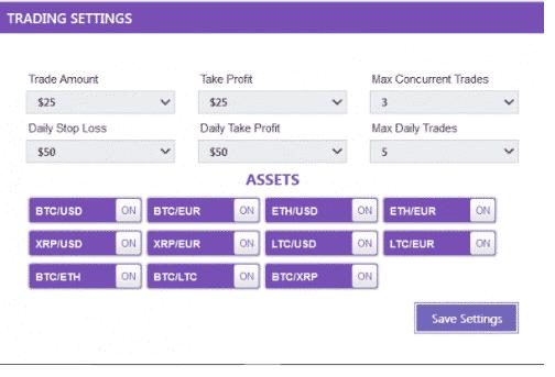 Auto-Trading avec BitSignal