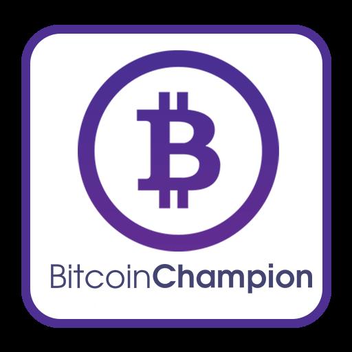 logo bitcoin champion
