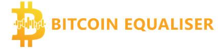 logo bitcoin equaliser