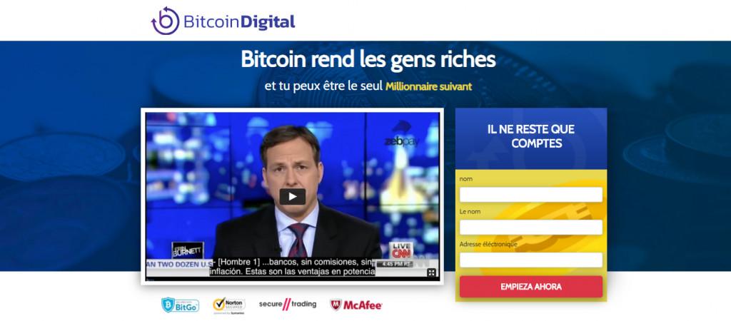 Avis Bitcoin Digital : Qu'est-ce Que C'est ?