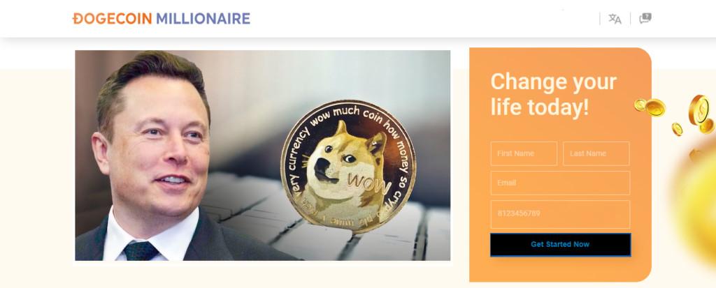 1. Ouvrir Un Compte Sur Dogecoin Millionnaire
