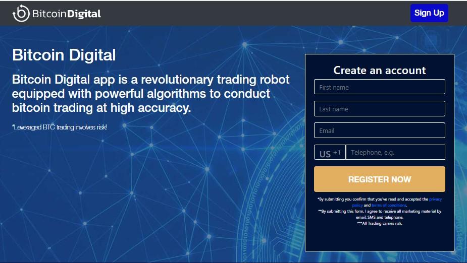 1. Ouvrir un Compte Bitcoin Digital