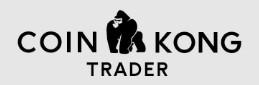 coin kong trader logo