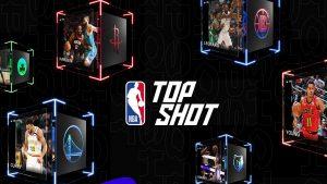 NBA Top Shot acheter nft token